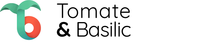Logo Tomate & Basilic menu